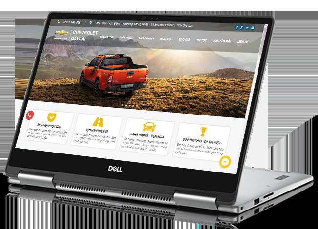 Chevrolet Gia Lai