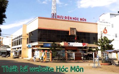 Thiết kế website Quận Hóc Môn