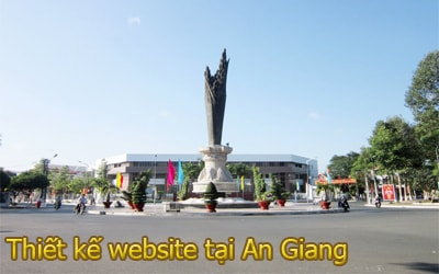 Thiết kế website Châu Đốc, Long Xuyên - An Giang